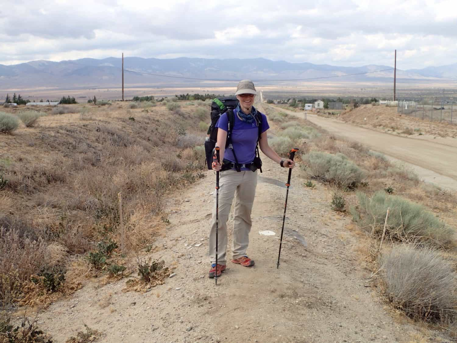 Bicycle Touring Gear List - hiking gear