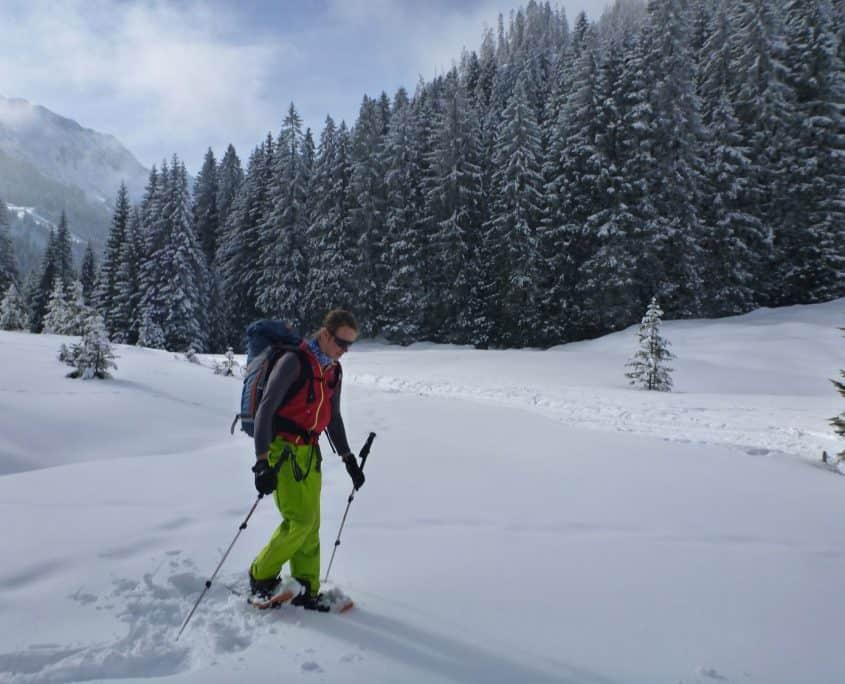 Our mountain guide Julian