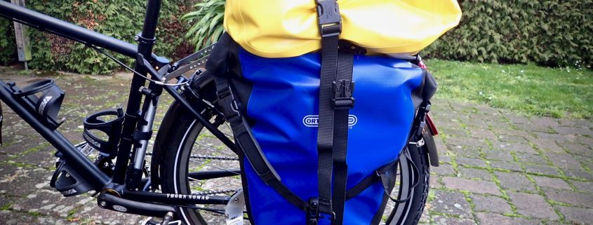 Bicycle Touring Gear List - cycling gear