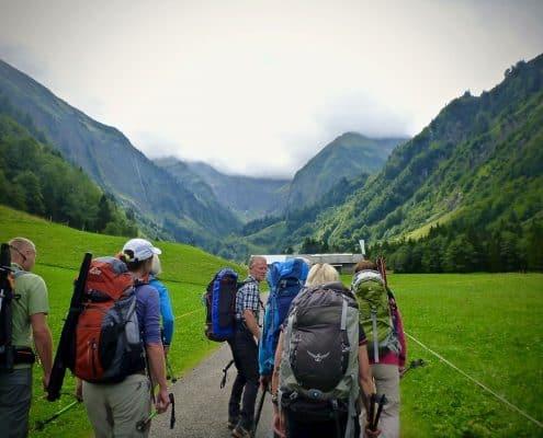From Oberstdorf to Kemptner Hut