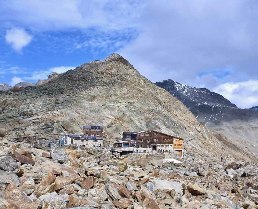 Similaun hut