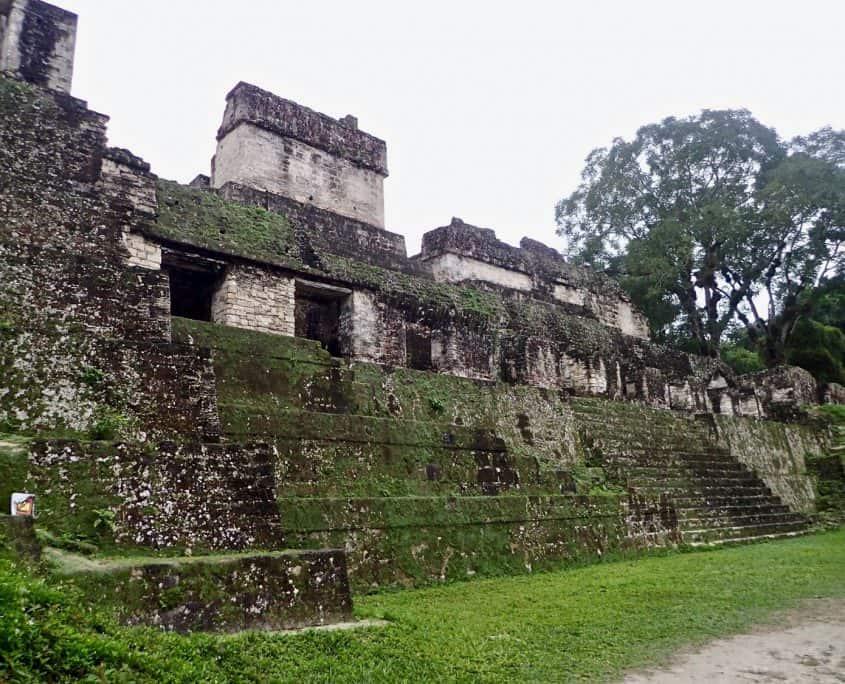 Tikal - The Mayan ruins of Tikal