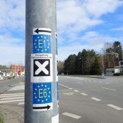 European long-distance trail E1