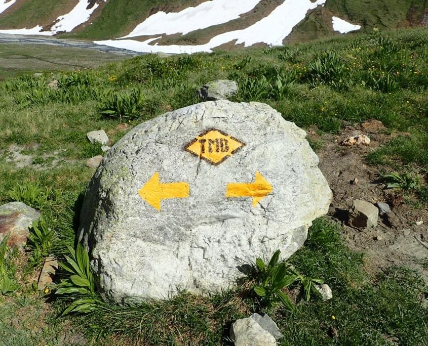 TMB day 3 - Refuge de la Croix du Bonhomme to Rifugio Elisabetta Soldini