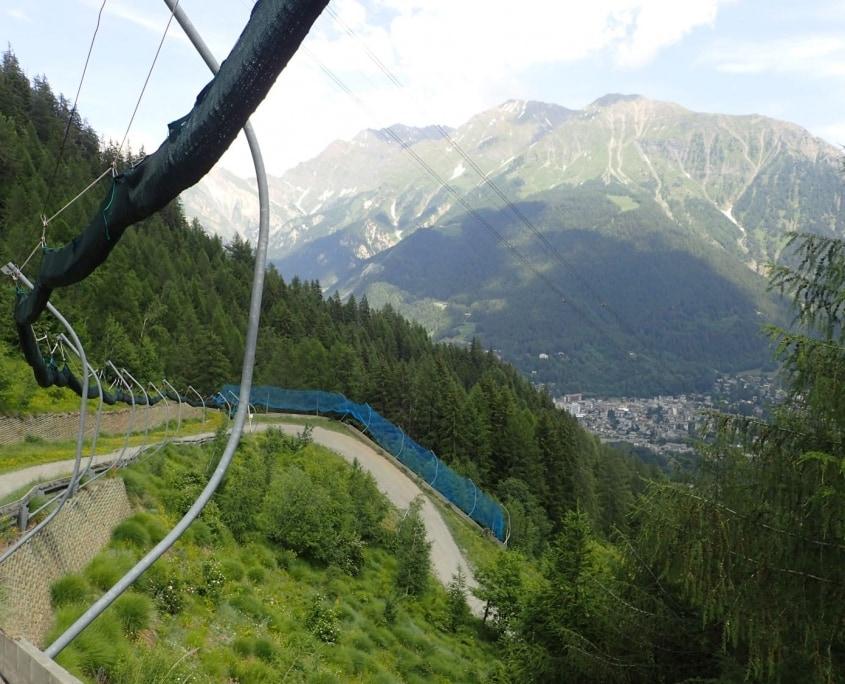 TMB day 4 - Rifugio Elisabetta Soldini to Courmayeur
