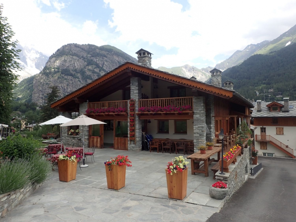 Hotel Lo Champagnar - Dolonne