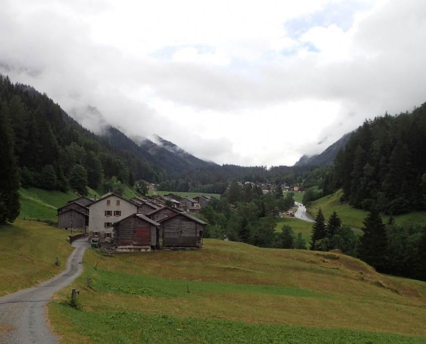 TMB day 7 - La Fouly to Champex-Lac