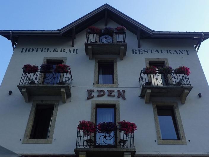Hotel Eden - Chamonix Les Praz