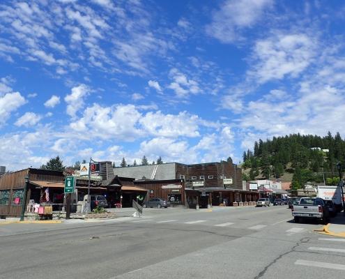Pacific Northwest Trail - Republic